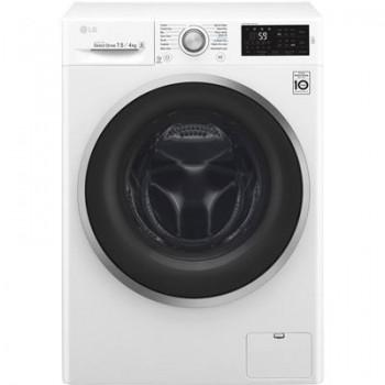 LG WDC1475NCW 7.5kg/4kg Washer Dryer Com