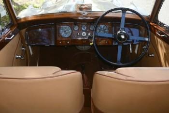 1951 Jaguar Mark V Convertible
