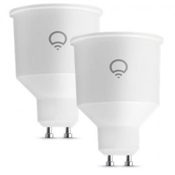 LIFX GU10 Smart Downlight (2 Pack)