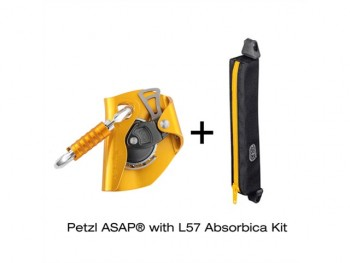 ASAP Fall Arrestor c/w Absorbica Kit