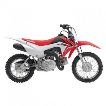 THE CRF110F