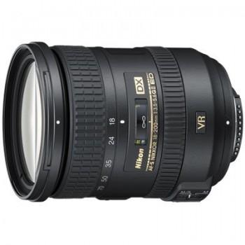 Nikon AFS DX 18-200mm F3.5-5.6G EDVRII T