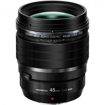 Olympus M.Zuiko PRO 45mm F1.2 Lens