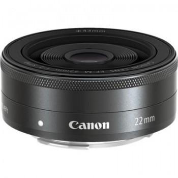 Canon EFM 22mm f/2 STM Lens