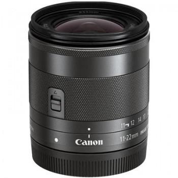 Canon EF-M 11-22 f/4-5.6 IS STM Lens
