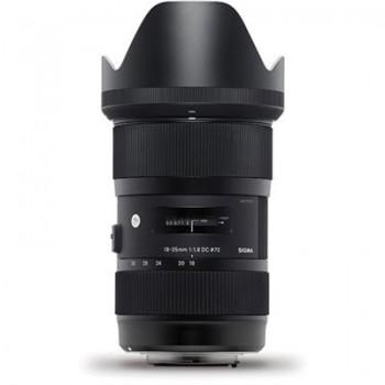 Sigma 18-35mm F1.8 DC HSM (Nikon)