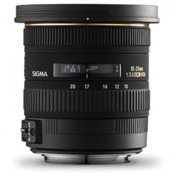Sigma 10-20mm F3.5 EX DC HSM Lens (Nikon