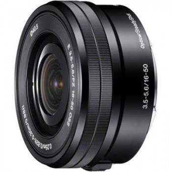 Sony SELP1650 16-50mm Lens