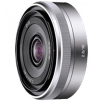 Sony SEL16F28 16mm Wide-Angle Lens