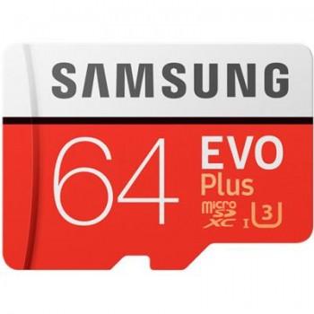 Samsung EVO Plus 64GB MicroSD Card SDXC
