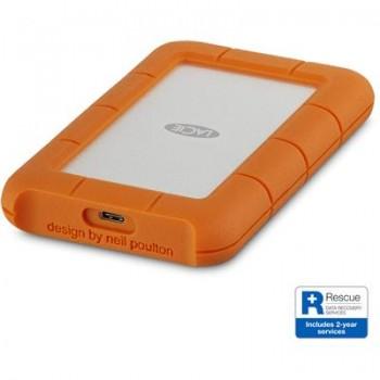 Lacie Rugged 2TB USB-C Portale Rugged Dr