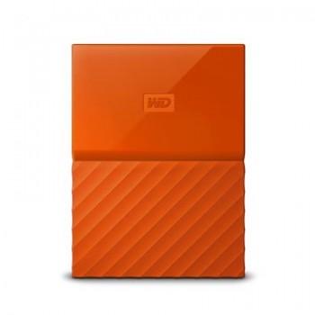 WD My Passport 4TB Portable Hard Drive U