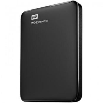 WD Elements Portable 1TB Hard Drive