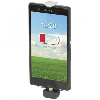 Adjustable Back-Up Battery Case to suit