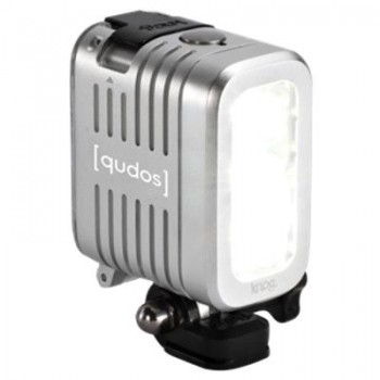 Qudos Action Camera Light (Silver)
