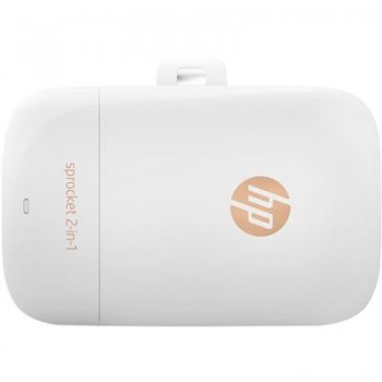 HP Sprocket 2-in-1 Photo Printer and Cam