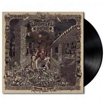Kingdom Of Worms (Vinyl) (Reissue)