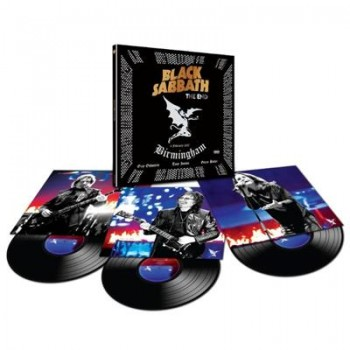 Black Sabbath: The End (Vinyl)
