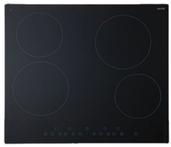 Brand New Euro EN600C4 60cm Ceran Touch