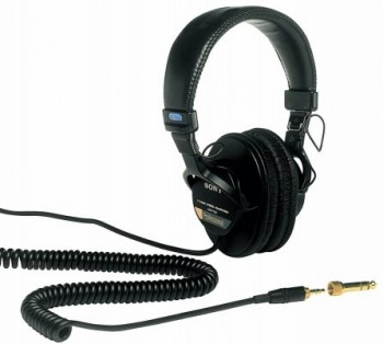Sony MDR7506 Monitoring Headphone