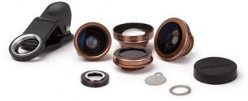 ProMaster Mobile Lens Kit v2.0 - Tele, W