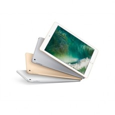 Apple iPad (5th Gen) 128GB Wi-Fi - Space