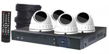 S9900G • 4MP AHD Real Time CCTV Hybrid D