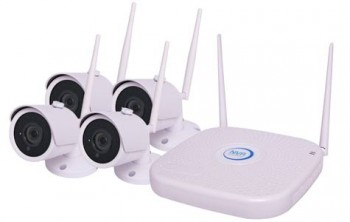 S9941 • 4 Channel Wireless 4MP CCTV Surv