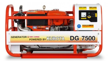DG7500 – 7.5kVA