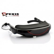 Portable Video Glasses - 72 Inch Virtual