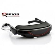 Portable Video Glasses - 72 Inch Virtual