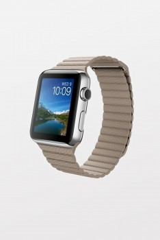 Apple Watch 42mm - Stainless Steel - Sto