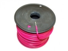 Marine Tinned Electrical Wire. 4mm singl