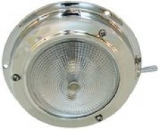 S.S. Led Dome Light 170Mm 12V
