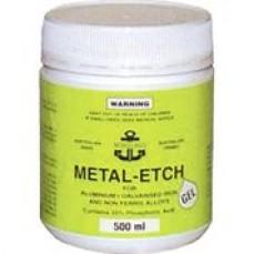 500mL Norglass Metal Etch Gel