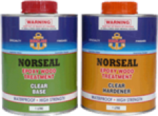 Norglass Norseal Wood Treatment