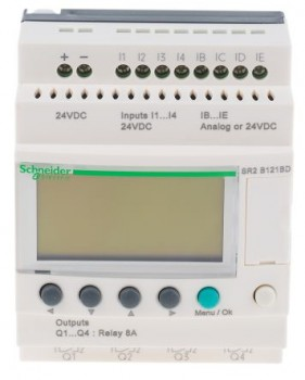 Schneider Electric Zelio Logic Logic Mod