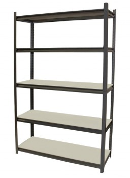 Compare Steelco Boltless Shelving Unit