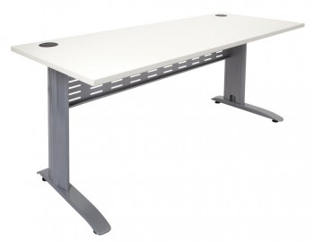 Rapid Span Metal Leg Desk
