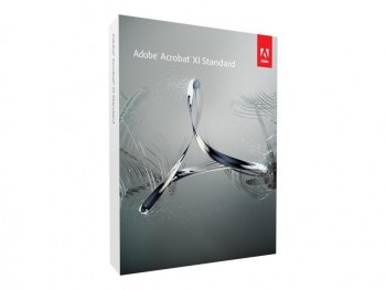 Adobe Acrobat XI Standard for Windows