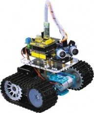 Z6450 • Avoidance Smart Tank Robot Kit W