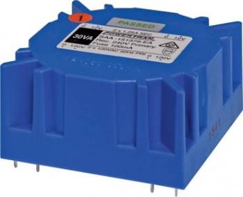 M4630A • 15 + 15 PCB 30VA Toroidal Trans