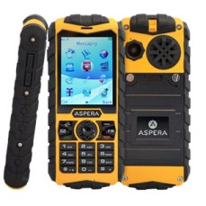 Aspera R25 3G Ruggedized Phone