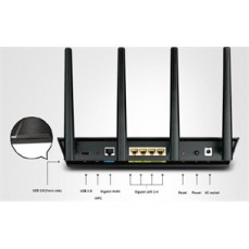 Asus RT-AC87U AC2400 Wireless Dual-band