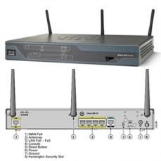 Cisco (C881W-A-K9) 881 ETH SEC Router