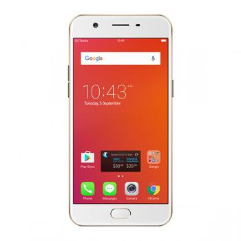 Telstra Prepaid Oppo A57 Phone Gold