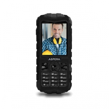 ASPERA R25T Rugged Mobile Phone - NETWOR