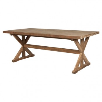 Byron Cross Dining Table