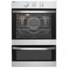 Chef 60cm 80L Electric Wall Oven With Se