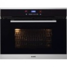 Blanco 75cm Pyrolytic Electric Wall Oven